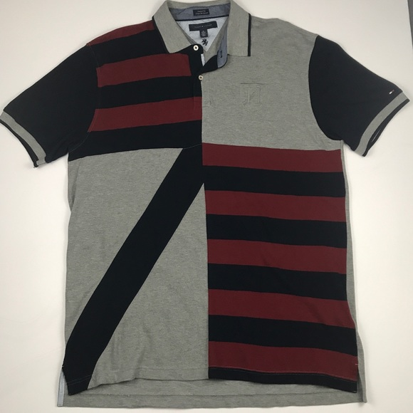 Tommy Hilfiger  Women polo shirt Embroidered H B4